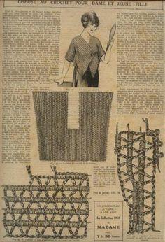 Антикварная лавка, старые страницы, схемы по вязанию - Клуб Сезон Shawl Crochet, Gilet Crochet, Crochet Cape, Crochet Diagram, Knit Crochet, Vintage Knitting, Vintage Crochet, Hand Knitting, Knitting Patterns