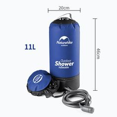 Portable and Inflatable Outdoor Camping Shower Portable Outdoor Shower, Solar Shower, Outdoor Shower Enclosure, Outside Showers, Laser Welding, Car Boot, Water Storage, Water Tank, Water Water