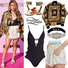 Ally Brooke Clothes & Outfits | Steal Her Style