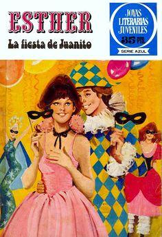 Tebeos: ESTHER y su mundo...... con Juanito