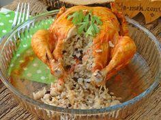 İç Pilavlı Tavuk Dolması Resimli Tarifi - Yemek Tarifleri