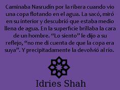 #sufismo #nasrudin y la copa.