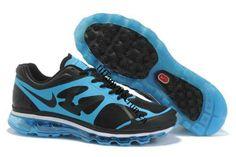 Nike Air Max 2012 Men Black Blue  Tiffany Free Run 1626  -  64.98   488e7eae4