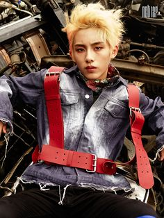 NCT 127 Winwin 4th member Teaser Image