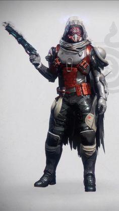Destiny Hunter, Female Armor, Futuristic Art, Character Design Inspiration, Transformers, Cyber, Monsters, Robot, Concept Art