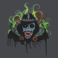 """The Lich King"" T-Shirts & Hoodies by blackspike97 | Redbubble"
