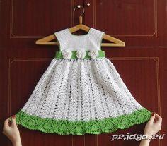 Jolie robe pour fille de 2 ans