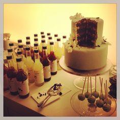 Filippa K Anniversary 20th Anniversary, Sweden, Panna Cotta, Cake, Ethnic Recipes, Desserts, Food, Tailgate Desserts, Dulce De Leche