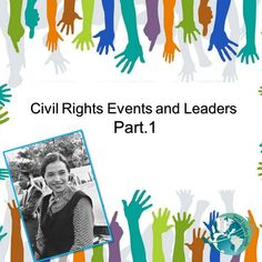 This 45-60 minute lesson plan is appropriate for teachers or to use as emergency sub plans. Brief short readings are included in the packet for students to analyze and complete a final activity about the Civil Rights Movement. Everything is included for t