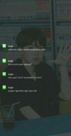 Funny Phone Wallpaper, Bts Wallpaper, Min Yoongi Bts, Bts Jimin, Kpop, Swag Words, Army Quotes, Bts Texts, Bts Meme Faces