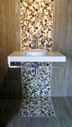 Vignette at the Best #Tile store in Rockville, MD. #Designer Lena Kroupnik #LenaKroupnik #interiordesignerdc