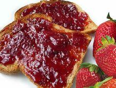 o mundo é uma assadeira: geleia de frutas sem açúcar