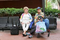 And elderly lady featured with her friend on Humans of New York shared: 'We don't have any hobbies. But we do try to get together a few times a month to judge people and complain about things. Foster Parenting, Parenting Books, Parenting Plan, Parenting Teens, Parenting Quotes, Judging People, Humans Of New York, New York Photographers, Gifted Kids