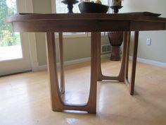 Retro dining table - $150