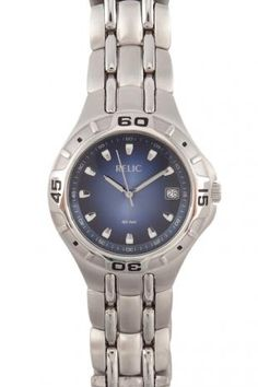 Relic by Fossil Men's Stainless Steel Bracelet Watch  Price Sales : THB 3,218