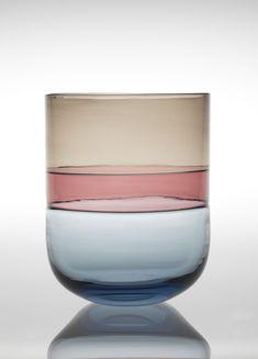 Venini vase by Tapio Wirkkala Cup Design, Glass Design, Design Art, Wine Glass, Glass Art, Modern Scandinavian Interior, Everyday Objects, Glass Beads, Glass Crystal