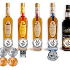 Award Winning Single Malt Whisky & Gin Archives - SPEY from Speyside Distillery Single Malt Whisky, Distillery, Gin, Bottle, Ideas, Malt Whisky, Flask, Jin, Jars