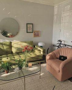 Room Ideas Bedroom, Bedroom Decor, Cozy Bedroom, Bedroom Bed, Entryway Decor, Living Room Decor, Living Spaces, Dog Spaces, Living Room 90s