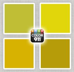 Color tip: Here are ways of bringing warm yellows into your fall color palette! Find colors you love w the Color911 app! www.Color911.com