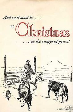 And so it must be..at Christmas..on the Ranges of Grass 06b4ce38ac