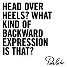 ruelala.com   #Rueisms