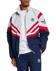 NEW Adidas Originals Men/'s Brion Snake Track Jacket AB9698