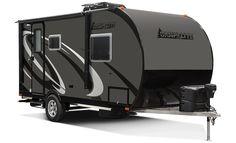 Livin' Lite CampLite Ultra Lightweight, All-Aluminum CL16TBS Travel Trailer Exterior