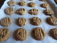 Chocolate Chip Chickpea Cookies 2