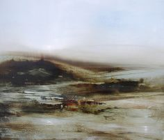Distant Views (The Lakes)120x150cm | Anne Penman Sweet