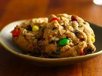 Easy Monster Cookies (Gluten Free).  Betty Crocker and Gluten Free = AWESOME