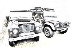 Land Rover - Generation; My Land, Golf Carts, Monster Trucks, Vehicles, Sculptures, Car, Vehicle, Tools