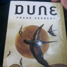 Terminé de leer Dune por fin recomendado si te gusta la ciencia ficción. #dune #arrakis by leethos004