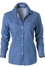 Chevron blouse