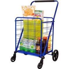 Helping Hand Heavy Duty Swiveler Cart