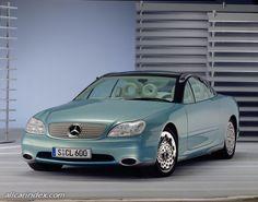 1996 Mercedes-Benz - F200 Imagination Concept