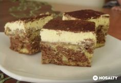 Hungarian Recipes, Fall Desserts, Cake Cookies, Cupcakes, Fudge, Nutella, Cake Recipes, Food Porn, Food And Drink