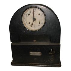 Image of Vintage Simplex Time Clock