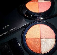 #Quattro Bronzer/Blusher Summer is coming, get that bronzed look now. No charge for shipping in the United States