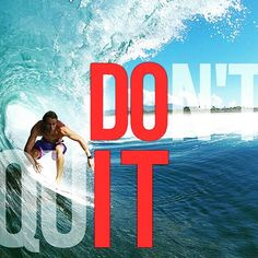 While I'm in vacation... :) #dontquit