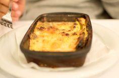 Lasagne Con Carciofi, Nonna Betta, Rome, Italy