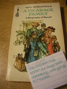 A Vicarage Family: Noel Streatfield