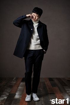 "*cheers* Lee Seung Gi gave an interview and pictorial to the December issue of where he talks about why he took the role in ""A Korean Odyssey"" (It looked fun! Lee Seung Gi, Korean Star, Korean Men, Drama Korea, Korean Drama, Korean Idols, Marie Claire, Shin Min Ah, Gumiho"