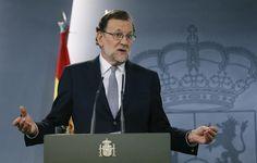 Madrid, 28 jul (EFE).- El presidente del PP, Mariano Rajoy, ha aceptado el encargo el Rey de intentar formar Gobierno y para ello se…