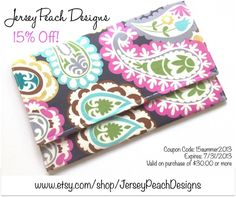Friends and Family Sale!  www.etsy.com/shop/jerseypeachdesigns