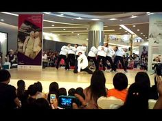 101017 Jinjo Crew Performance at Central Park Jakarta