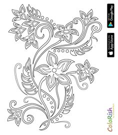 Coloring Pages Relax Crayon Art Stencils Templates Colouring Printable Keep Calm Books
