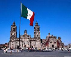 Catedral Metropolitana - Mexico City, Mexico