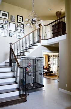 Urban ID Studios Brock Designs Group Lori Portland Oregon Interior Designer Stairway
