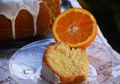 κύρια φωτογραφία συνταγής Κέικ πορτοκαλιού - καρύδας, χωρίς γλουτένη, νηστίσιμο Gluten Free Sweets, Muffin, Food And Drink, Veggies, Vegan, Cookies, Breakfast, Desserts, Crack Crackers