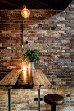 Industriële bartafel | #industrieel #industrialremix #bartafel #table #industrial #bar #wooninspiratie #woondecoratie #interiordesign #trendhopper
